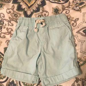 NWOT Gymboree mint green shorts